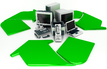 Computer Recycling and E-waste Upcycling